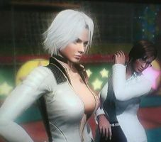 DOA5: Christie And Lisa by TheRumbleRoseNetwork