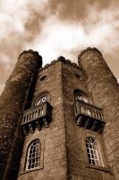 Broadway Tower by childwoman