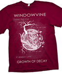 The Growth of Decay Shirt WIP by scylentbeat