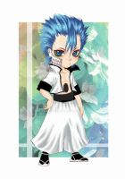 Bleach grimmjow by Zen by siguredo