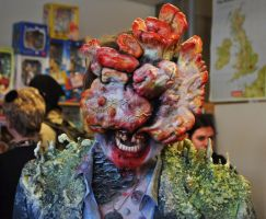 Clicker costume by Corroder666