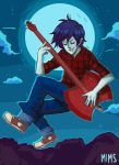 Marshall Lee - Bad Little Boy by MimsCosta