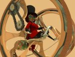 Tinkermaster's Spinachmobile by Cymae