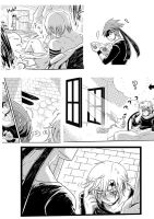 Preview for D.Gray-Man fandoujin 2014 by darkn2ght