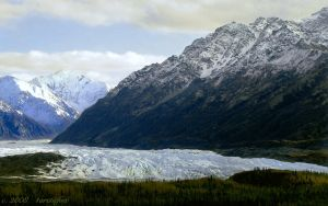 ALASKA'S DYING GLACIERS by 1arcticfox