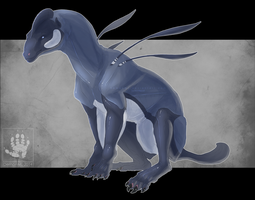 Holiday Gift: Lhune by DemonML
