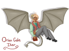 Orien Gale Iter Reference by Pepperjack-Kiwi