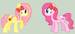 Pinkieshy fruit adopts (CLOSED) by iVui