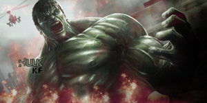 Hulk by Stealth14