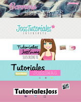 Banners PSD'S YT by JossSwag