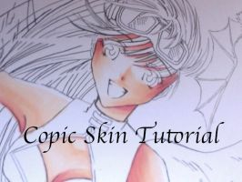Copic Skin Tutorial by Mireielle