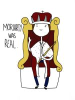 Moriarty was Real by EGLemming
