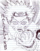 Naruto by danlewis4475