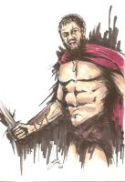 King Leonidas by MikimusPrime