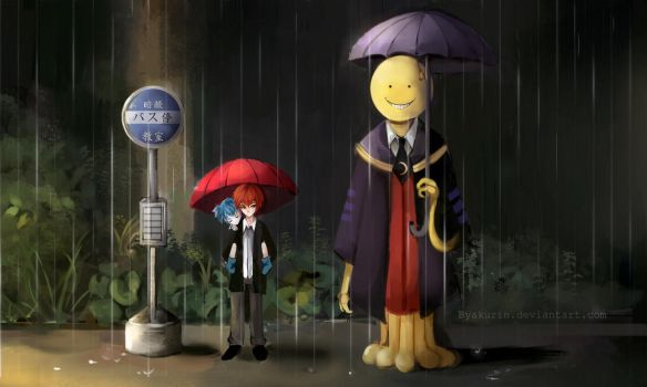 My Neighbor Korosensei by Byakurin
