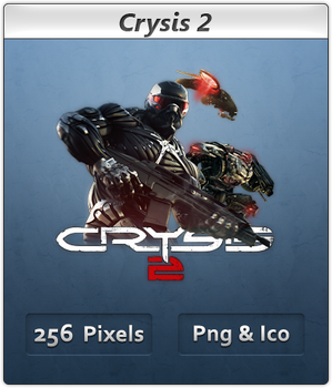 Crysis 2 - Icon 2 by Crussong