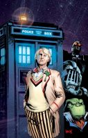 Dr. Who Classics Vol2 issue 13 by CharlieKirchoff