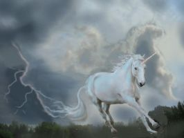 The Appearance of Lightning by TiElGar