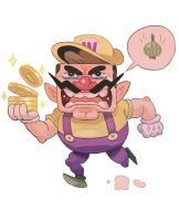 Wario by Crew1