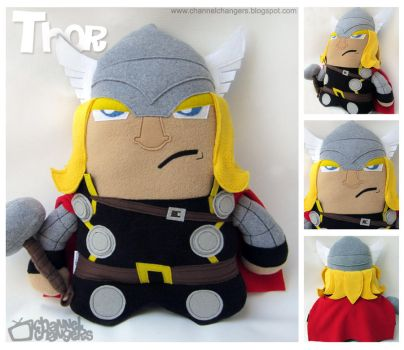 Thor by ChannelChangers