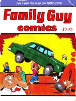 Family Guy First Issue by Gulliver63