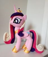 Cadence Plush by xkurotenshix