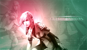 Claire Farron by OmniaMohamedArt