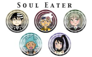 SOUL EATER by sillysailors