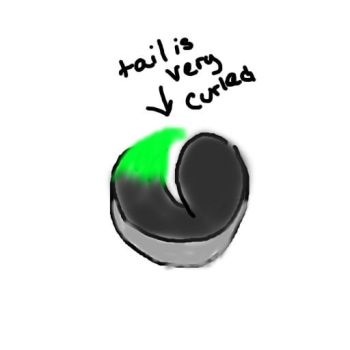 Toxic's Tail by ToxicFoxxeh