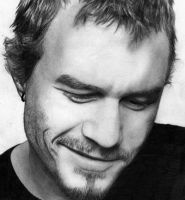 Heath Ledger by remnantrising