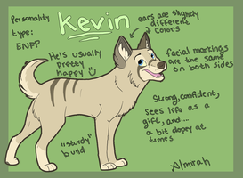 Kevin Official Reference by Almirah