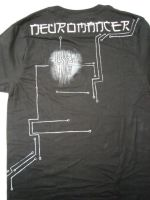 Neuromancer Shirt Back by ringshadow