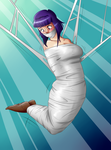 Strung Up by spiderweber