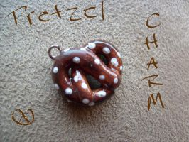 Pretzle Charm by Demi-Plum