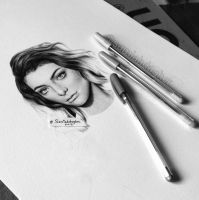 Lorde...in progress by samiahdagher