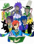 DGM: The Record of the Noah's Bookman by Leaf-nin