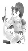 Commission: Suyo by bkc3