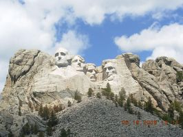 Mount Rushmore by KayJay777