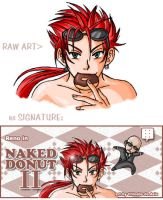 Naked Donut 2: Reno by chloebs