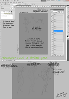 My Sketch Preferences in Photoshop by GreekCeltic