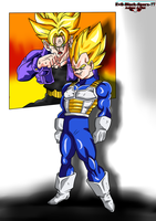 In The Hyperbolic Time Chamber by Evil-Black-Sparx-77