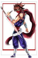 Strider Hiryu Remade ! by Penzoom