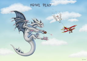 Fowl Play by KarleKat