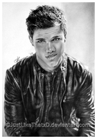 Taylor Lautner by JustLikeThatxD