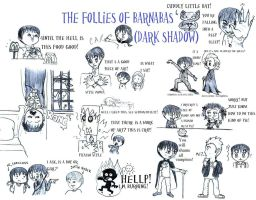The follies of Barnabas (Dark Shadow) by Group-of-carol-15