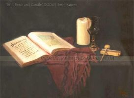 Bell, Book, and Candle by BlondeWitch