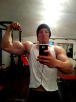 Bodybuilder Muscle Morph 4 by theology132