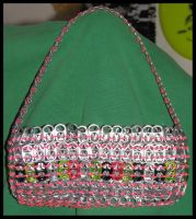 Tab Purse by omelets4sqwerls