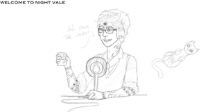 Welcome To Night Vale by Canada960