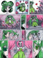 Alice Human Sacrifice: Green by IvansKitsune